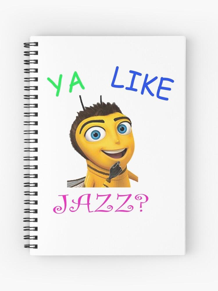 Ya Like Jazz? | Cuaderno de espiral