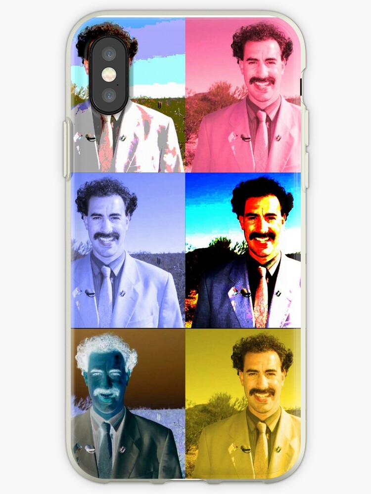 Borat Collage by Bull007winkle