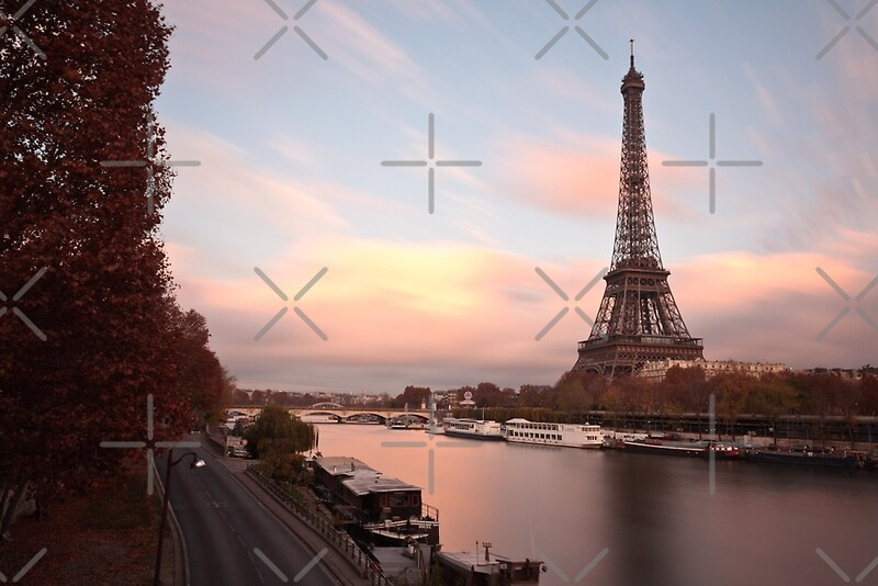 eiffel tower paris photographic prints by julien tordjman redbubble. Black Bedroom Furniture Sets. Home Design Ideas