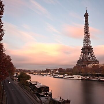 Eiffel Tower - Paris by neoweb