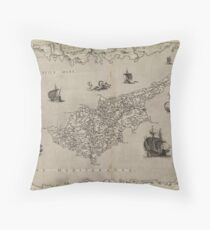 Cyprus 1569 Throw Pillow