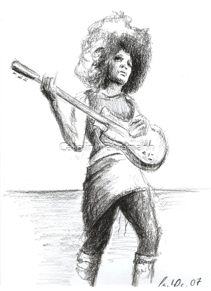 Rock'n'Roll by CarolinWeidemann