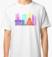 Montreal V2 skyline pop Classic T-Shirt