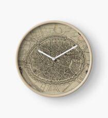 Bruges 17th Century Clock