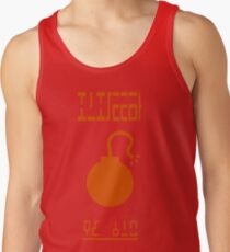 Bomber's Notebook Tank Top