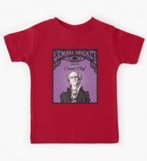 A series of unfortunate events Count Olaf Kids Tee