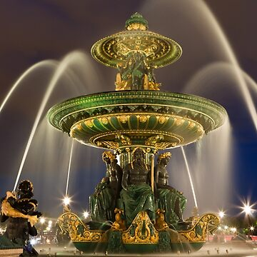 Place de la Concorde in Paris by neoweb