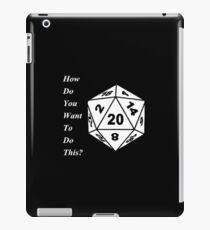 critical role iPad Case/Skin