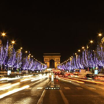 Champs Elysees by neoweb