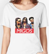 Migos v3 Women's Relaxed Fit T-Shirt