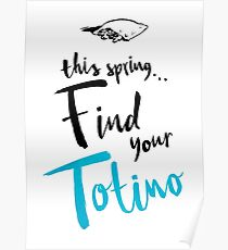 Find Your Totino Poster