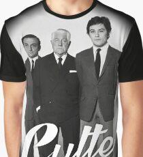 Culte Ventura Gabin Delon Graphic T-Shirt