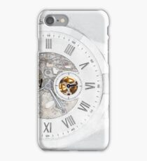 Mechanical Watch Concept With Visible Mechanism iPhone Case/Skin
