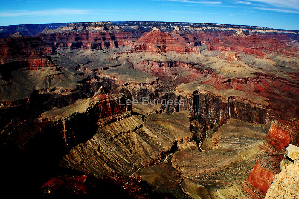 Grand Canyon 1 by Lee Burgess