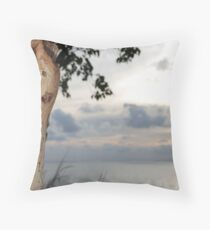 Love scars Throw Pillow