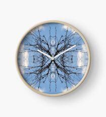 Saturnalien Structure #4 Clock