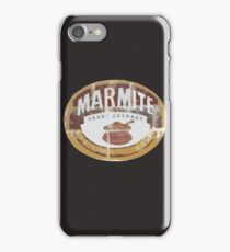 Marmite Vintage iPhone Case/Skin