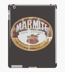 Marmite Vintage iPad Case/Skin