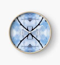 Saturnalian Structure #2 Clock