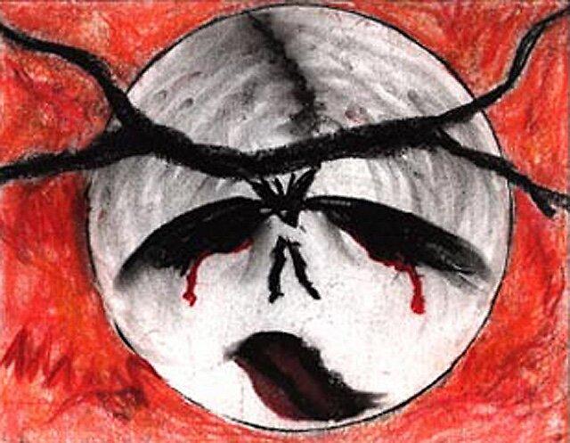 Wandjina Moon-Face Presentation by PerinatalDreaming