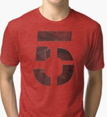 We are onto #5 and counting! Tri-blend T-Shirt