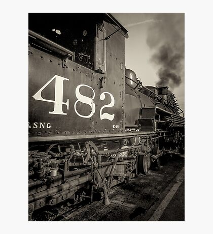 "The ""482"" Photographic Print"