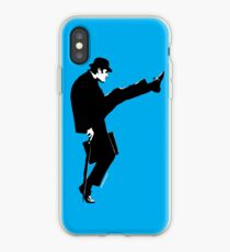 John Cleese Ministry of Silly Walks iPhone Case