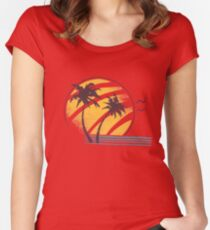 Eliie's Shirt. The Last of US Women's Fitted Scoop T-Shirt