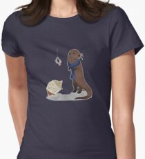 animalock Womens Fitted T-Shirt