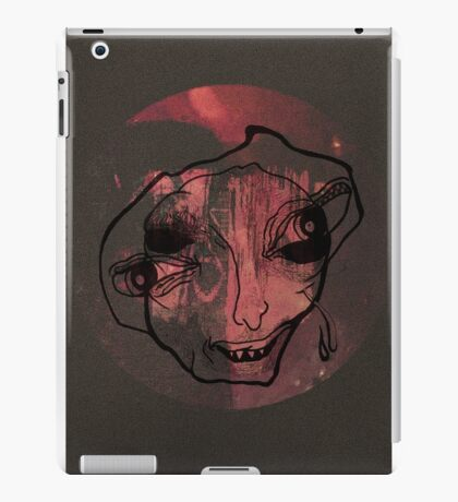 Not Going To Say What You Think iPad Case/Skin