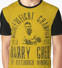 Harry Greb Graphic T-Shirt