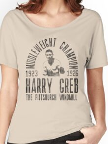 Harry Greb Women's Relaxed Fit T-Shirt