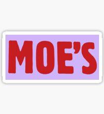 Moe's Tavern Sticker