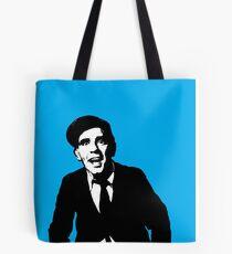 Ooo, Mr Grimsdale! It's Norman Wisdom Tote Bag