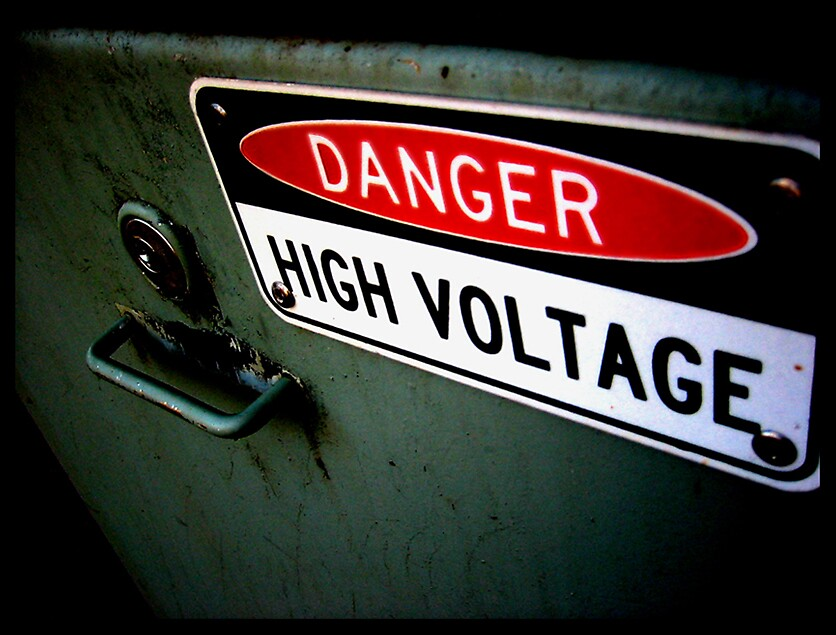 Voltage High by Bryant Evans