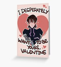 [VLD] Keith - Valentine Card Greeting Card