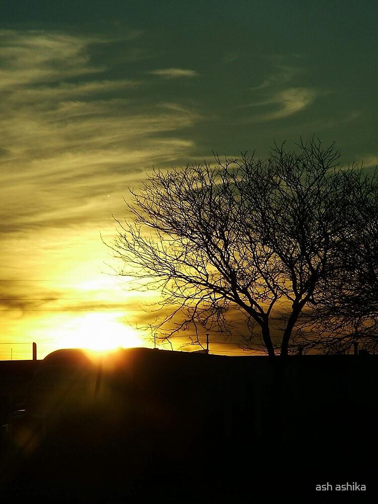 dusk by ash ashika