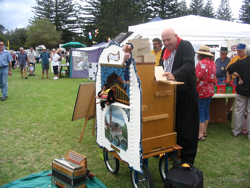 Bermagui Fair, 2006 by Ozcloggie