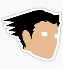 Phoenix Wright Sticker
