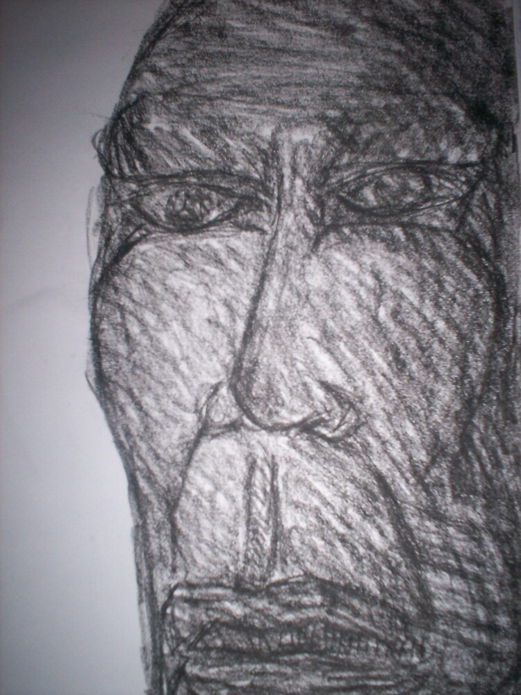 african man by originalsin