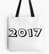 2017 - Year of the rooster Tote Bag