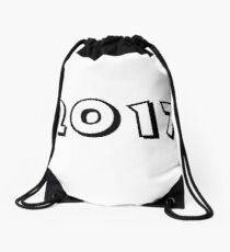 2017 - Year of the rooster Drawstring Bag