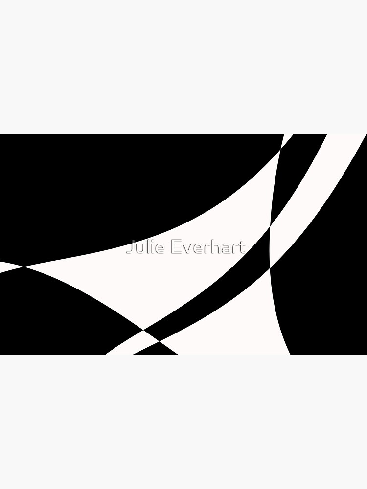 Black and White with a Twist by Julie Everhart by julev69