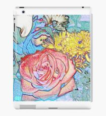 FLOWER MASHUP iPad Case/Skin