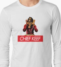Chief keef v4 Long Sleeve T-Shirt