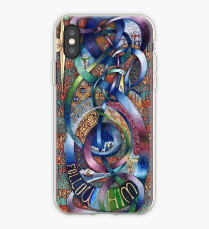 Follow Him - Original iPhone Case
