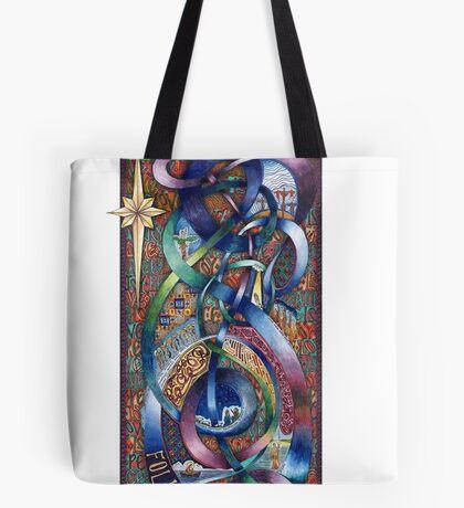 Follow Him - Original Tote Bag
