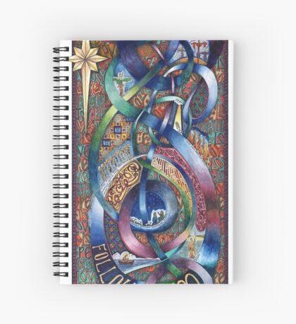 Follow Him - Original Spiral Notebook