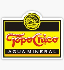 Topo Chico - Mineral Water Sticker