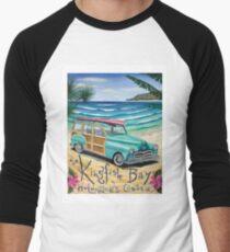Kingfisher Bay Men's Baseball ¾ T-Shirt
